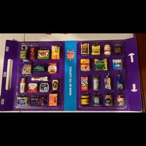Australian Coles Little Shop 2 30 pc set
